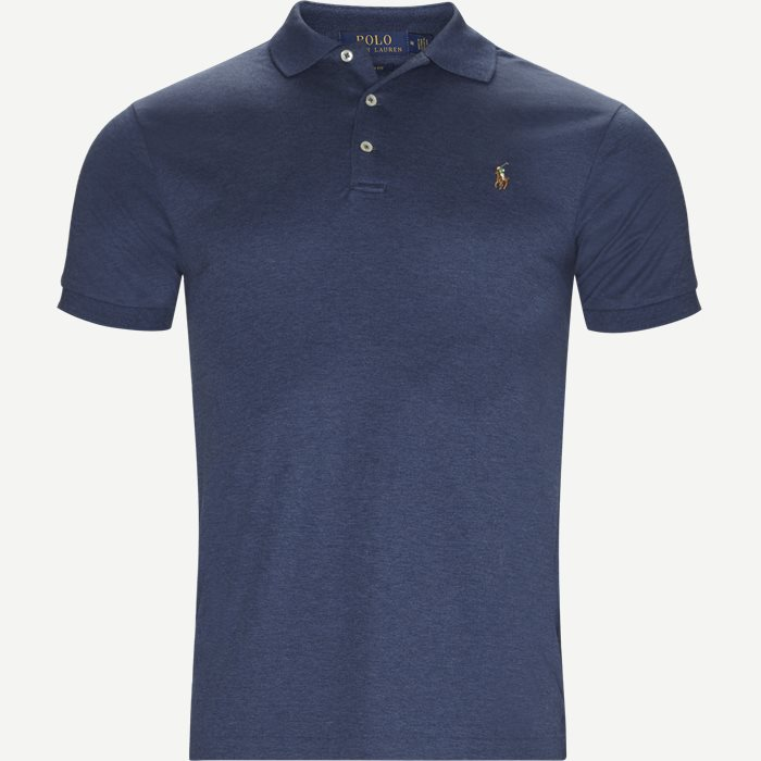 Classic Polo - T-shirts - Slim - Denim