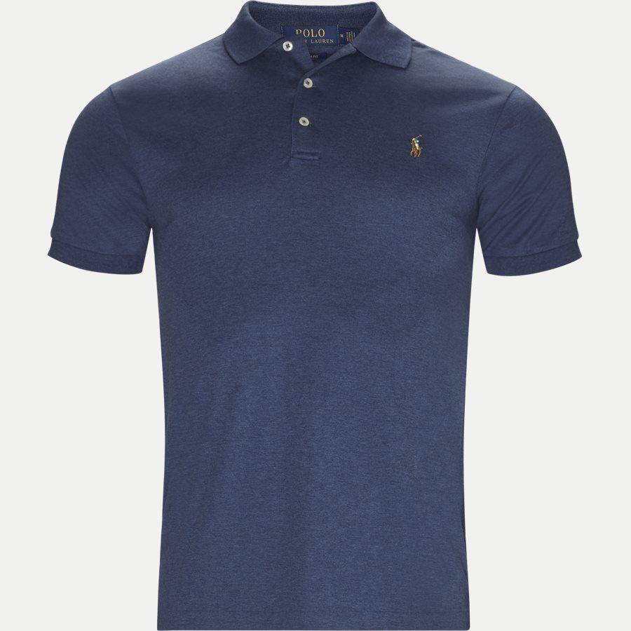 710652578... - Classic Polo - T-shirts - Slim - DENIM - 1