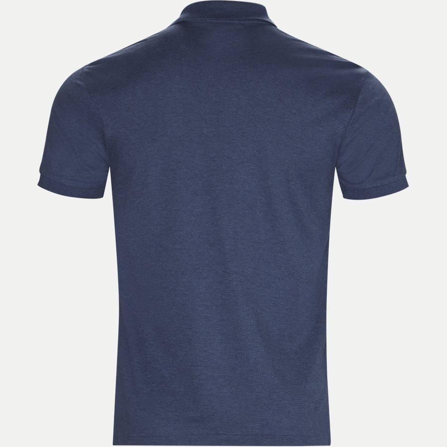 710652578... - Classic Polo - T-shirts - Slim - DENIM - 2