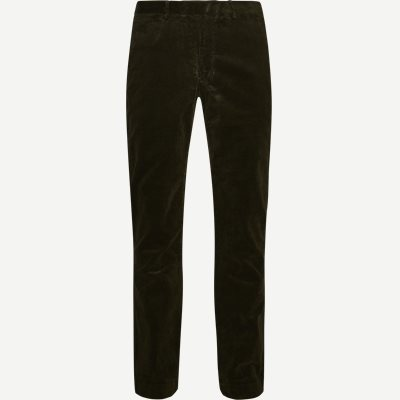 Corduroy Trousers Slim | Corduroy Trousers | Army