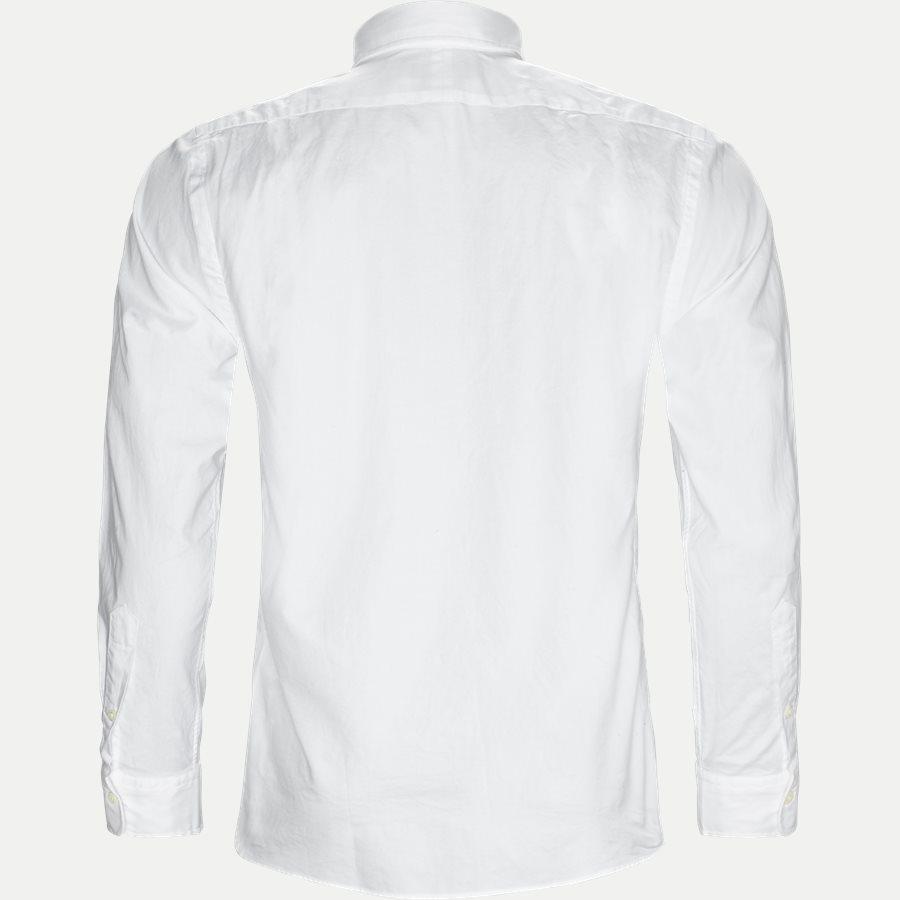 710723600 - Luxury Oxford Shirt - Skjorter - Slim - HVID - 2