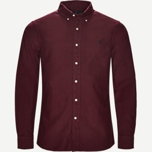 Classic Oxford Shirt Slim | Classic Oxford Shirt | Bordeaux