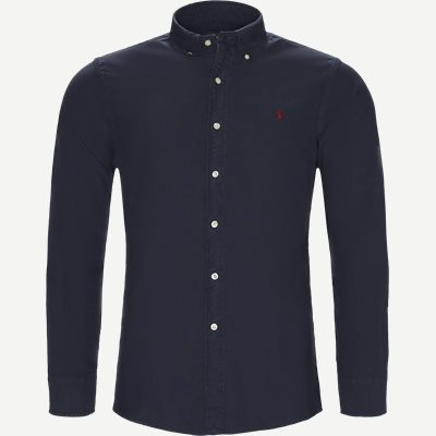 Classic Oxford Shirt Slim | Classic Oxford Shirt | Blå