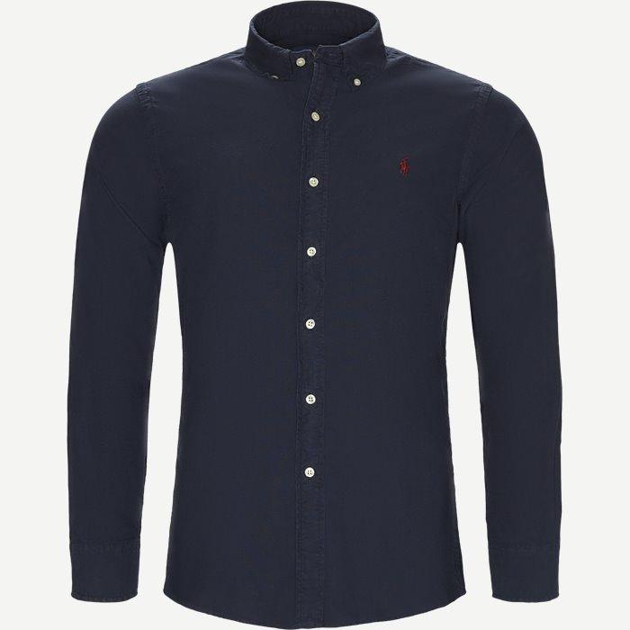 Classic Oxford Shirt - Skjorter - Slim - Blå