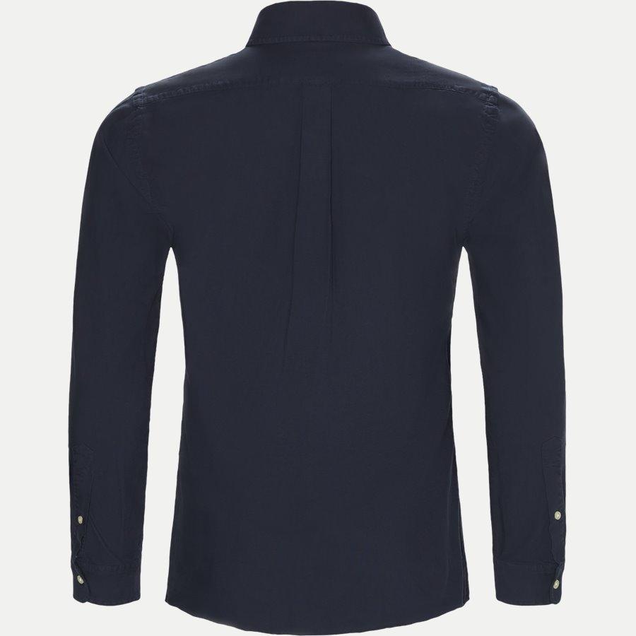 710723610. - Classic Oxford Shirt - Skjorter - Slim - NAVY - 2