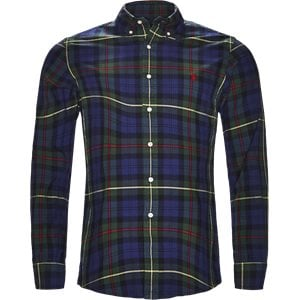 Classic Oxford Shirt Slim | Classic Oxford Shirt | Grøn