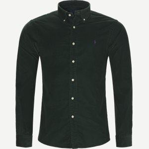 Corduroy Shirt Slim | Corduroy Shirt | Grøn