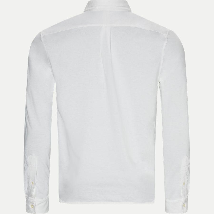 710654408.. - Featherweight Mesh Shirt - Skjorter - Regular - HVID - 2