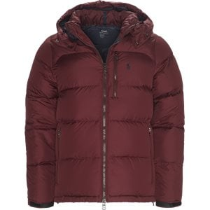 El Cap Down Jacket Regular | El Cap Down Jacket | Bordeaux