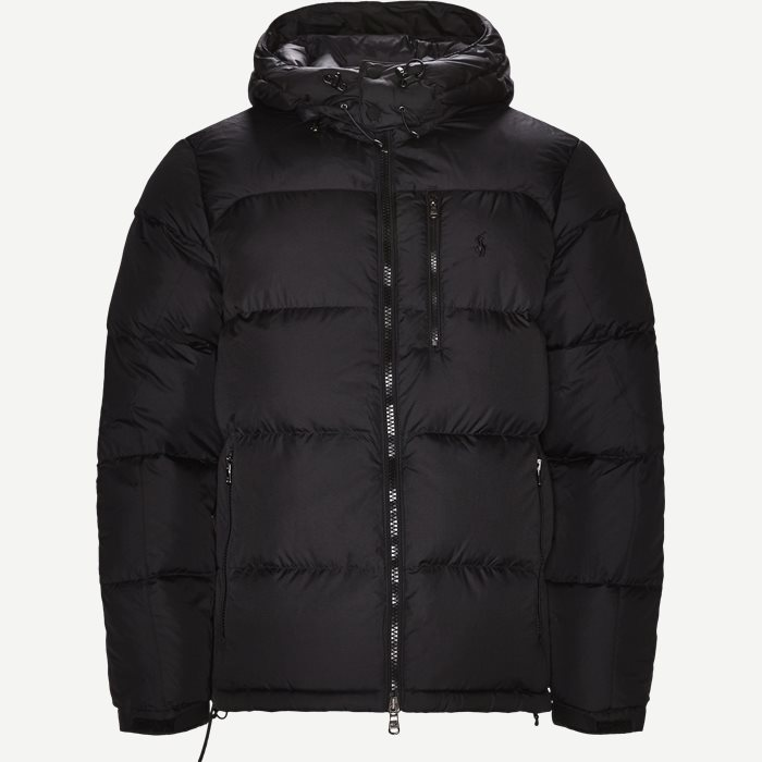 El Cap Down Jacket - Jakker - Regular - Sort