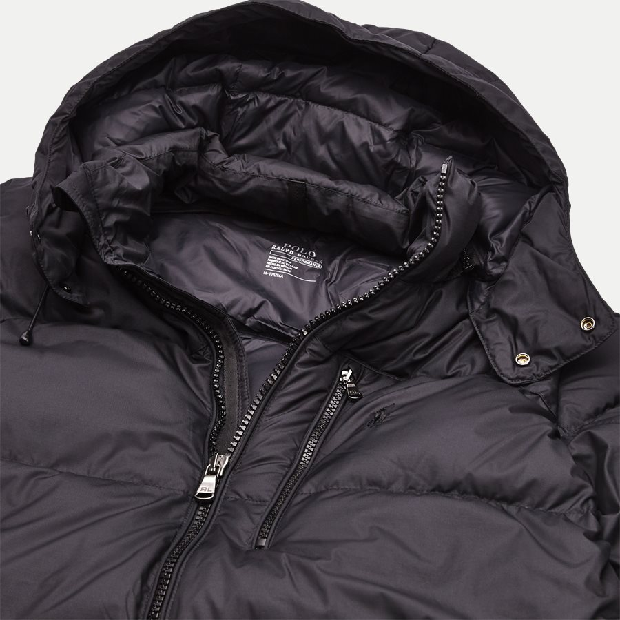 710671226 - El Cap Down Jacket - Jakker - Regular - SORT - 3