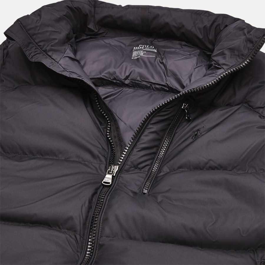 710671226 - El Cap Down Jacket - Jakker - Regular - SORT - 6
