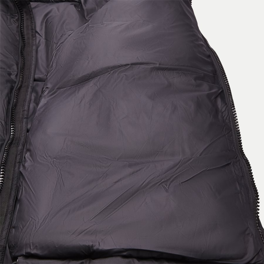 710671226 - El Cap Down Jacket - Jakker - Regular - SORT - 7