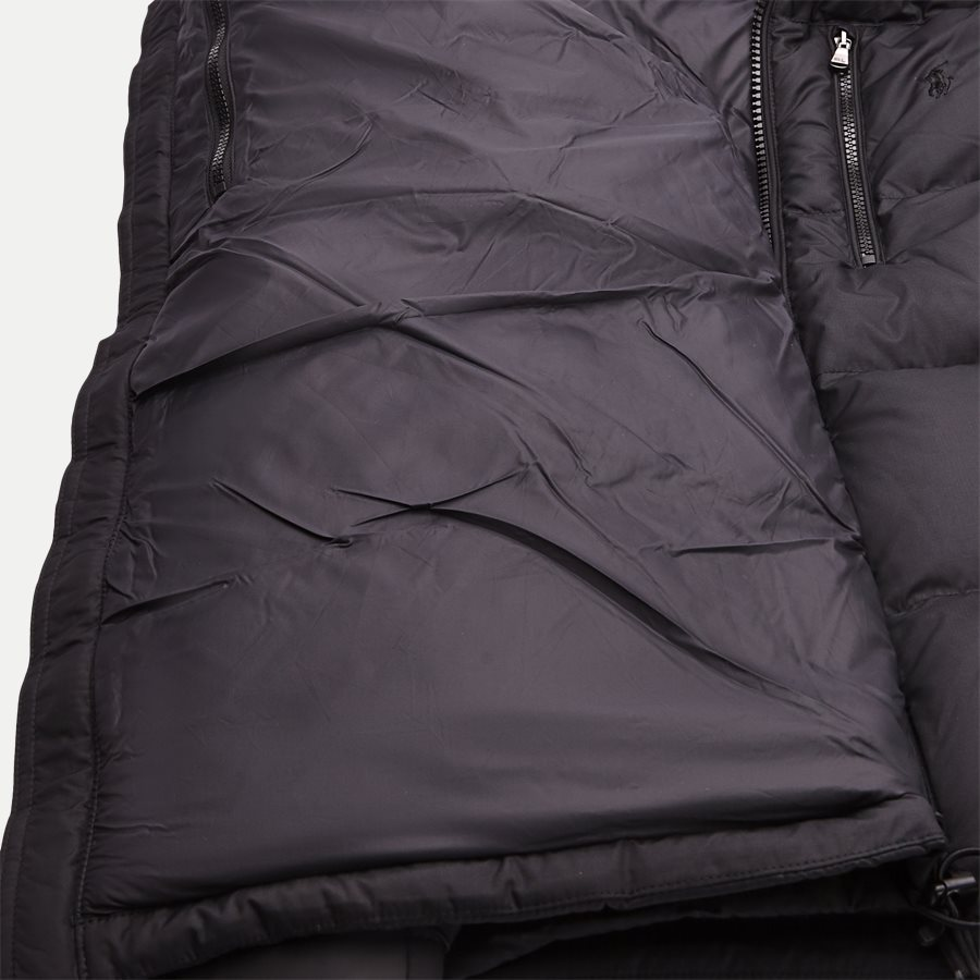 710671226 - El Cap Down Jacket - Jakker - Regular - SORT - 8