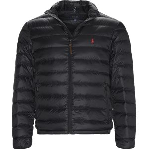 Bleeker Lightweigt Down Jacket Regular | Bleeker Lightweigt Down Jacket | Sort