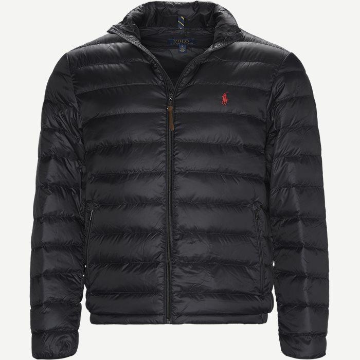 Jacken - Regular - Schwarz