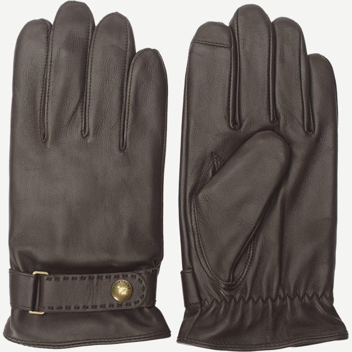 Touch Handsker - Handsker - Brun