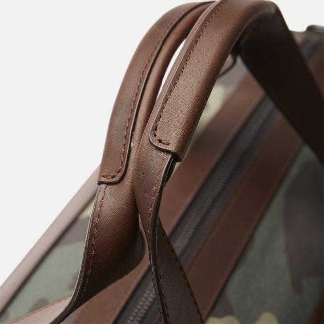 Camo Twill Duffel Bag