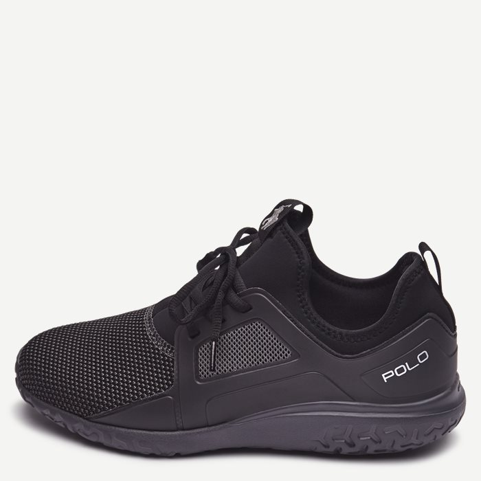 Train Mesh Sneaker - Sko - Sort