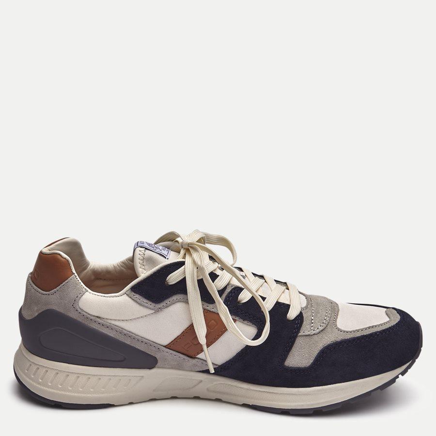 809710298 - Train Running Sneaker - Sko - NAVY - 2