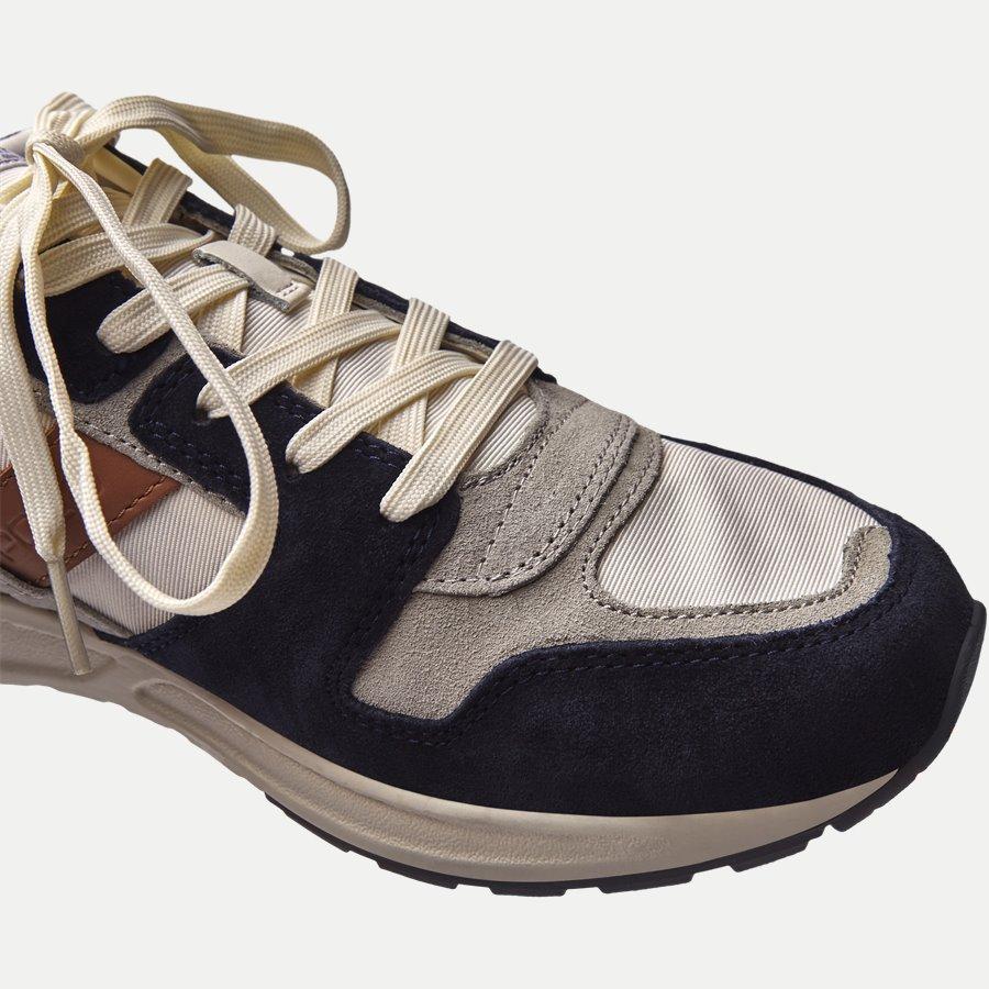 809710298 - Train Running Sneaker - Sko - NAVY - 4