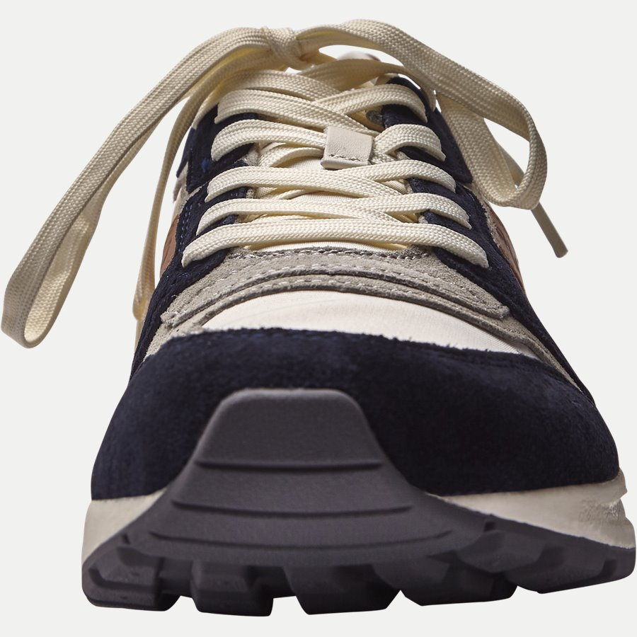 809710298 - Train Running Sneaker - Sko - NAVY - 6