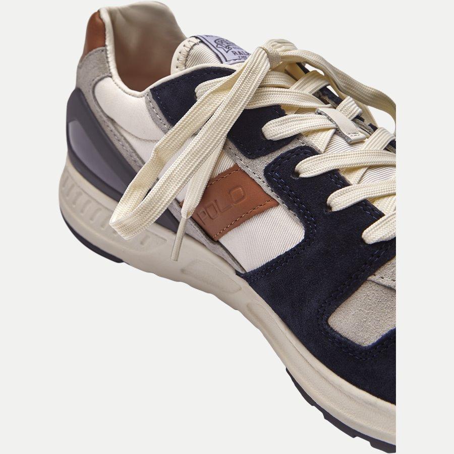 809710298 - Train Running Sneaker - Sko - NAVY - 11