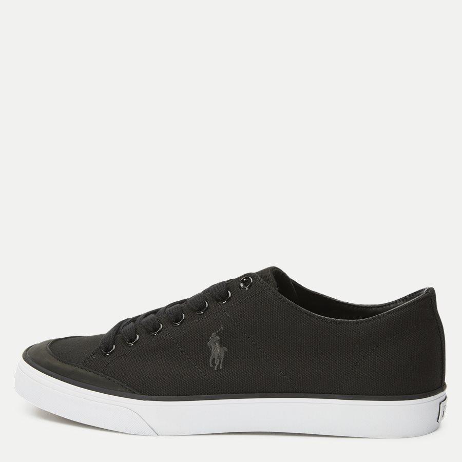 816313485 - Sherwin Sneaker - Sko - SORT - 1