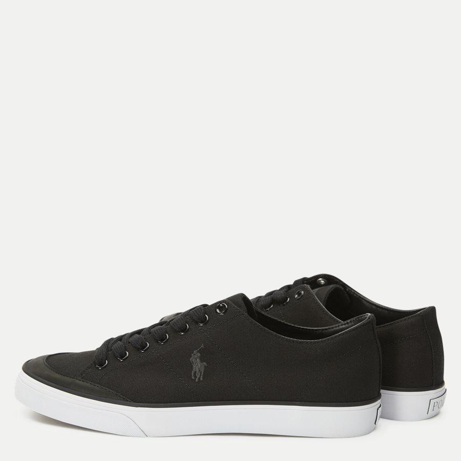816313485 - Sherwin Sneaker - Sko - SORT - 3