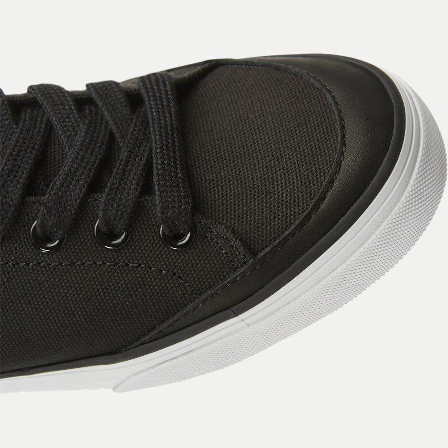 816313485 - Sherwin Sneaker - Sko - SORT - 4