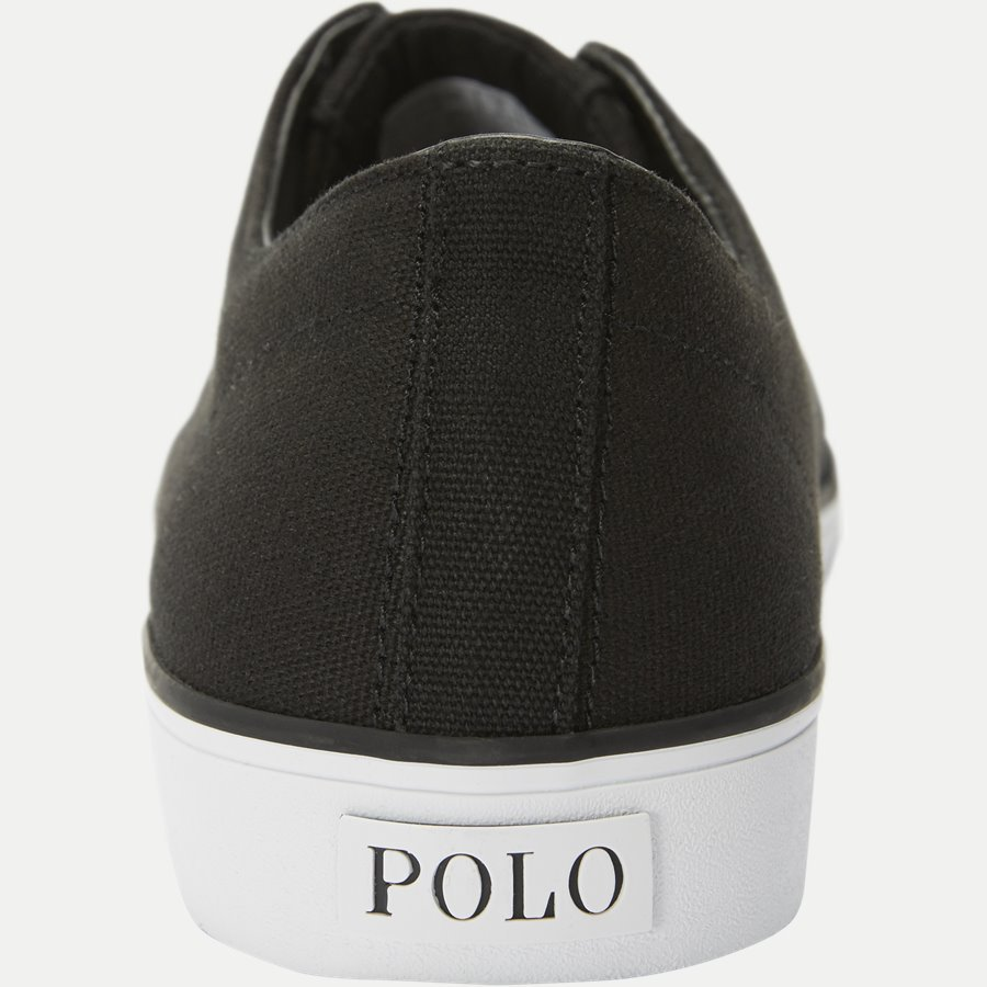 816313485 - Sherwin Sneaker - Sko - SORT - 7
