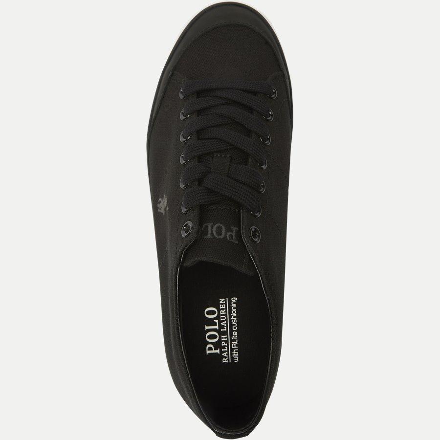 816313485 - Sherwin Sneaker - Sko - SORT - 8