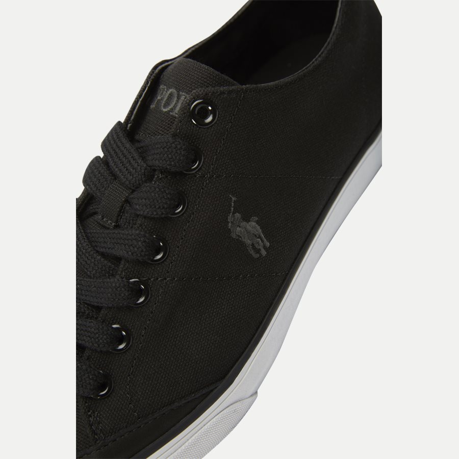 816313485 - Sherwin Sneaker - Sko - SORT - 10