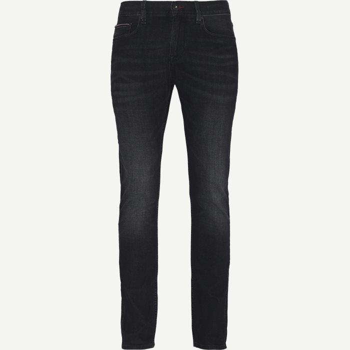 Jeans - Ekstra slim fit - Grå
