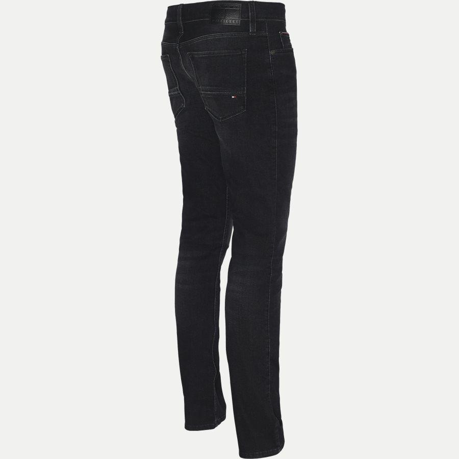 LAYTON STR FLAX BLACK - Layton Flax Jeans - Jeans - Ekstra slim fit - GRÅ - 2