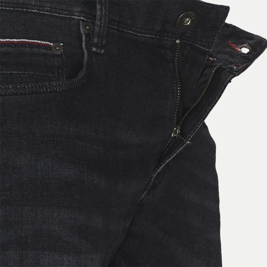 LAYTON STR FLAX BLACK - Layton Flax Jeans - Jeans - Ekstra slim fit - GRÅ - 4