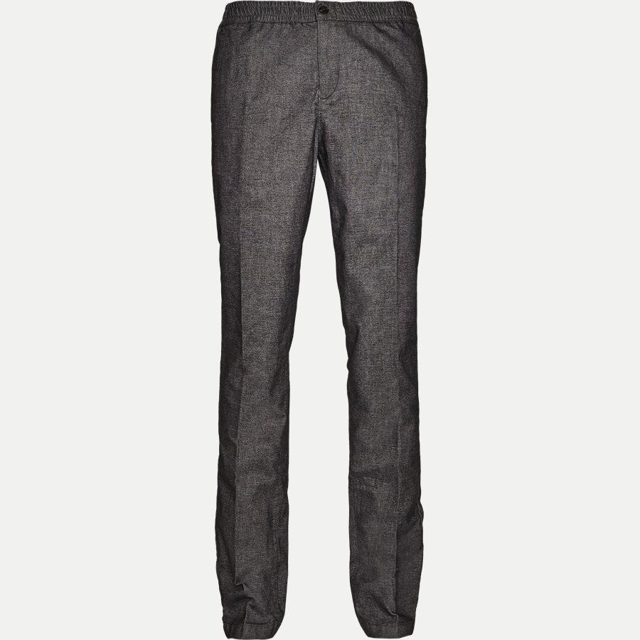 ACTIVE PANTS SALT & PEBER - Active Pants - Bukser - Regular - GRÅ - 1