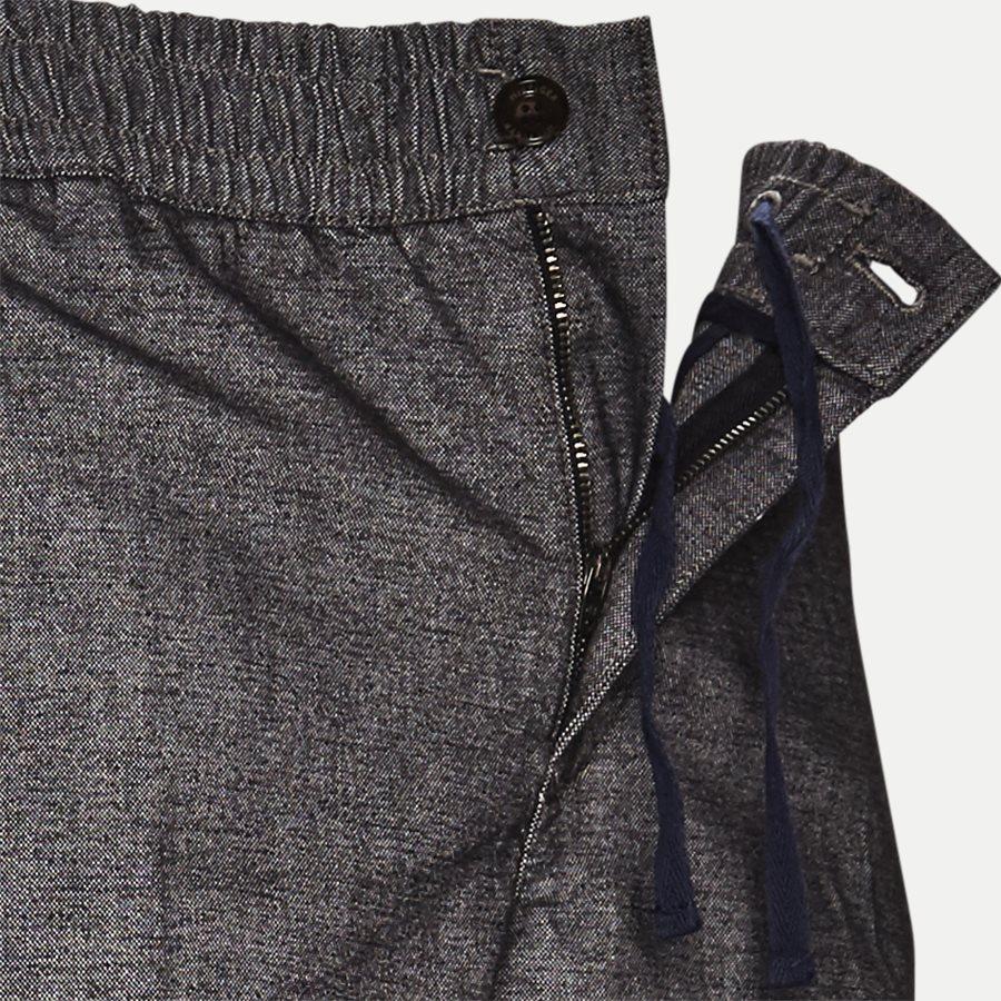 ACTIVE PANTS SALT & PEBER - Active Pants - Bukser - Regular - GRÅ - 4