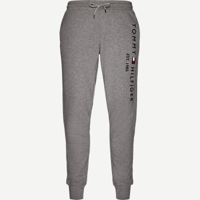 Basic Branded Sweatpants Regular | Basic Branded Sweatpants | Grå