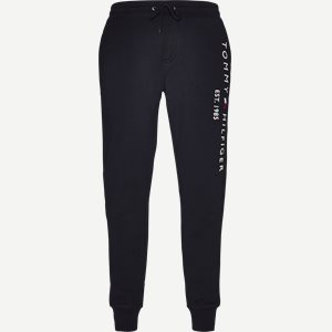 Basic Branded Sweatpants Regular | Basic Branded Sweatpants | Blå