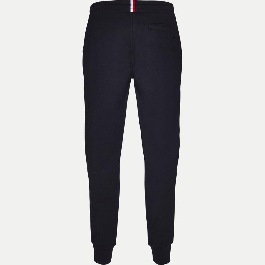 BASIC BRANDED SWEAT PANTS - Basic Branded Sweatpants - Bukser - Regular - NAVY - 2