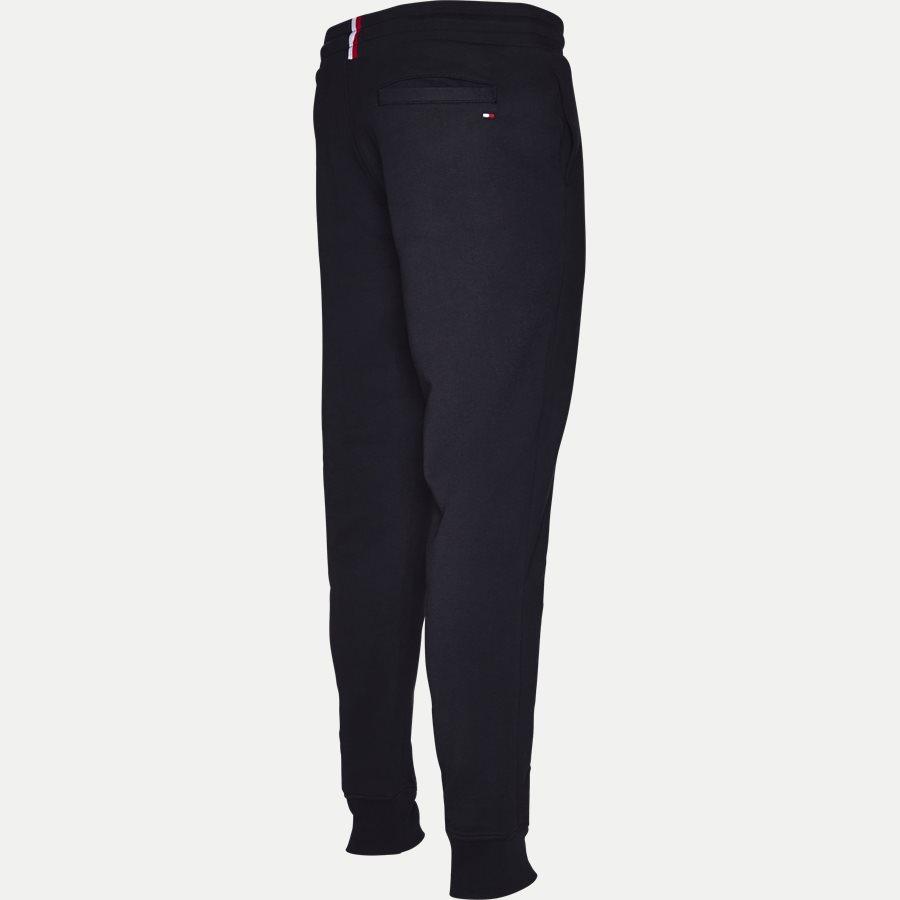 BASIC BRANDED SWEAT PANTS - Basic Branded Sweatpants - Bukser - Regular - NAVY - 3