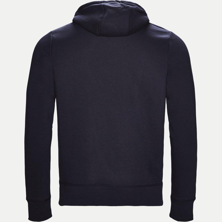 LOGO HOODY - Logo Hoodie - Sweatshirts - Regular - NAVY - 2