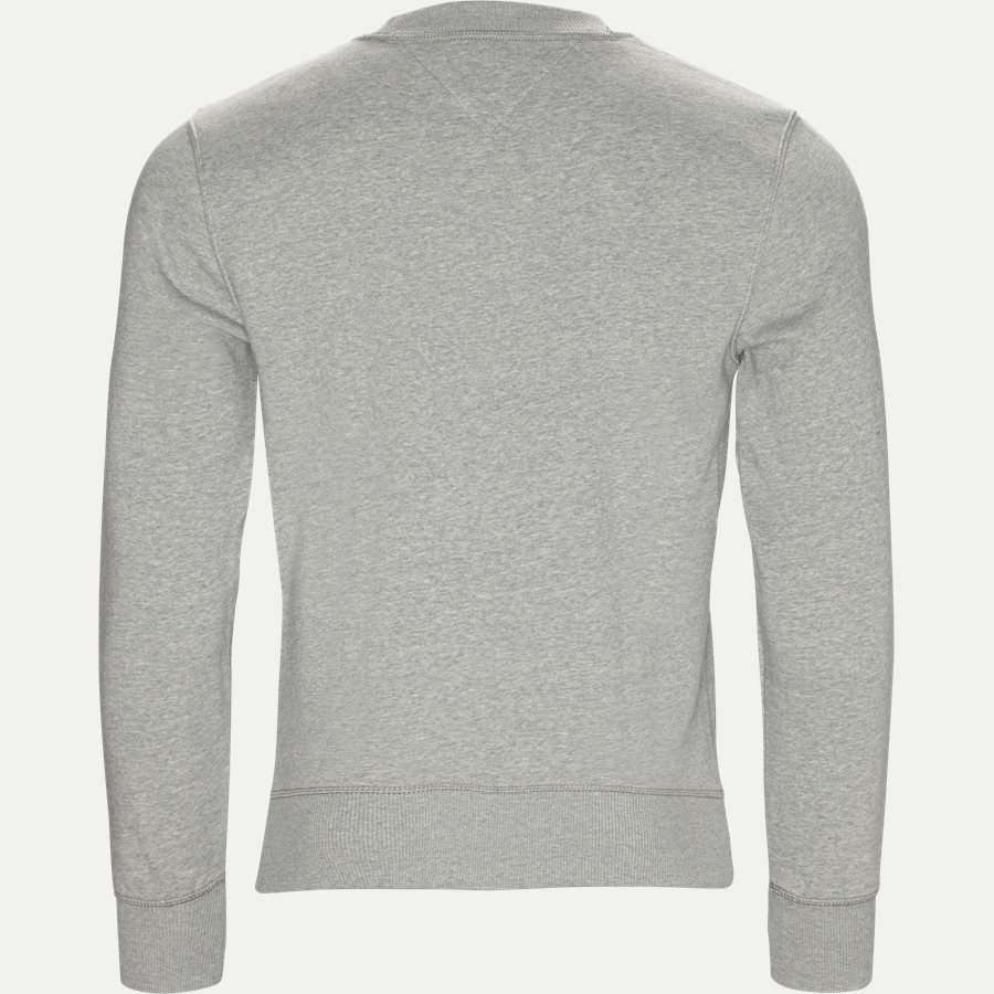 LOGO SWEAT - Logo Sweatshirt - Sweatshirts - Regular - GRÅ - 2