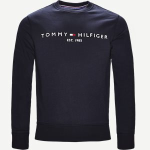 Logo Sweatshirt Regular | Logo Sweatshirt | Blå