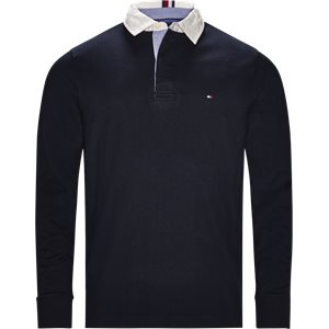 Iconic Rugby Sweatshirt Regular | Iconic Rugby Sweatshirt | Blå