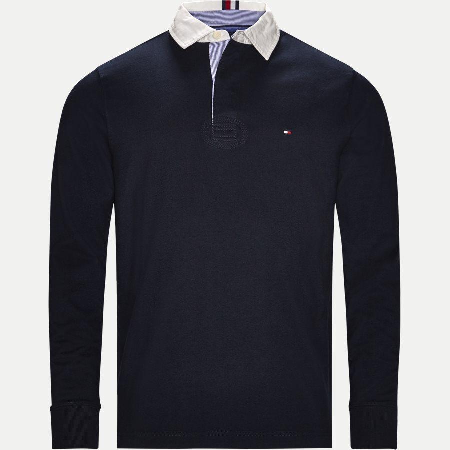 ICONIC RUGBY - Iconic Rugby Sweatshirt - Sweatshirts - Regular - NAVY - 1