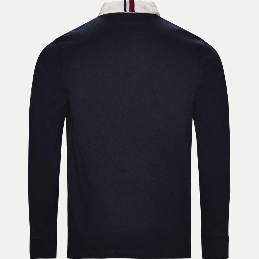 ICONIC RUGBY - Iconic Rugby Sweatshirt - Sweatshirts - Regular - NAVY - 2