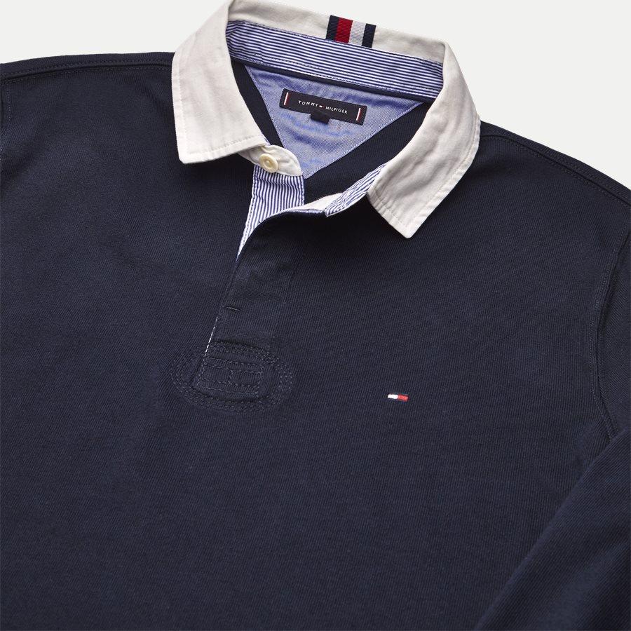 ICONIC RUGBY - Iconic Rugby Sweatshirt - Sweatshirts - Regular - NAVY - 3