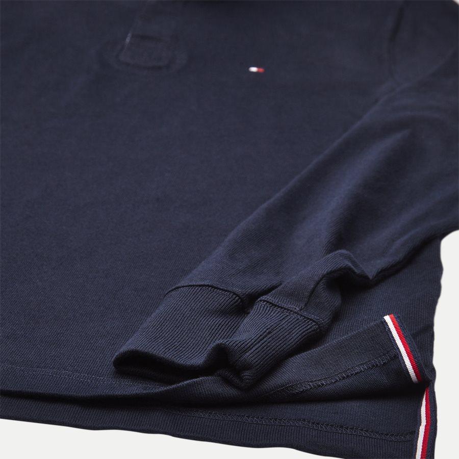 ICONIC RUGBY - Iconic Rugby Sweatshirt - Sweatshirts - Regular - NAVY - 4